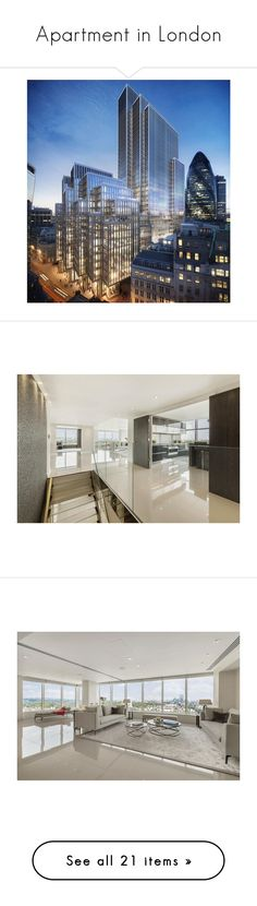 """""""Apartment in London"""" by changeofyou ❤ liked on Polyvore"""
