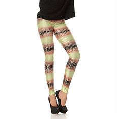 Women's Colorful Workout Leggings Generic http://www.amazon.com/dp/B00VJP9AOM/ref=cm_sw_r_pi_dp_OHRzvb0C7EEBC