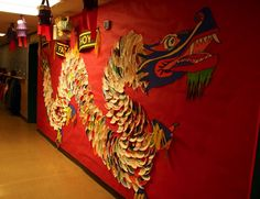 Paper plate Chinese Dragon   7th Grade SS   Pinterest   Chinese dragon and Teaching ideas & Paper plate Chinese Dragon   7th Grade SS   Pinterest   Chinese ...