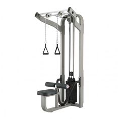 Power Racks & Smith Machines : Lat Pull Down Double Commercial Grade - Trojan Fitness