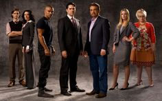 Criminal Minds Shemar Moore, Matthew Gray Gubler, Thomas Gibson