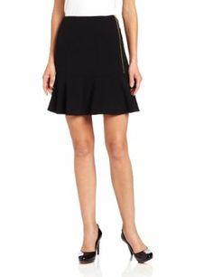 Calvin Klein Women's Flounce Skirt