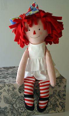 rag doll / Cloth doll