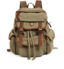 Outdoor Casual Fashion Canvas Student School