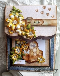 Hello Friends and welcome to my blog today. It is new release day and Heartfelt Creations is launching a Pampered Pooch Collection. I know you have seen the sneak peeks, the Design Team has even shr