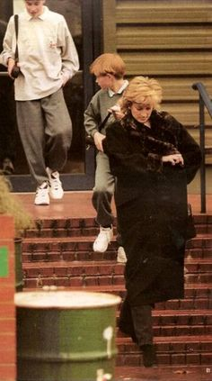 Diana & William & Harry.She was taken from us far to soon.Please check out my website thanks. www.photopix.co.nz