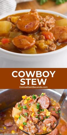 Stew Meat Recipes, Easy Soup Recipes, Cooker Recipes, Crockpot Recipes, Stewing Beef Recipes, Pork Stew Meat, Steak Soup, Hamburger Stew, Easy Chinese Recipes