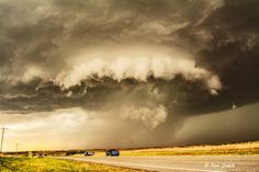 "Top 10 Weather Photographs: 4/26/2014 – The top 10 weather photographs shared in the Mr Twister Weather Snapshot group on April 24th 2014 #1 Lisa Smith (267 Likes)  Storm chasers under the ""mothe"
