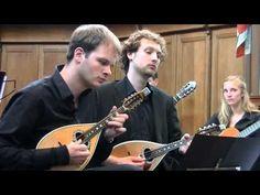 Antonio Vivaldi - Concerto for 2 Mandolins and Orchestra (RV532) by Het CONSORT - YouTube
