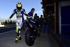 Ready for MotoGP test!  ValentinoRossi #vr46 #46 #valeyellow #valeyellow46 #valentino #rossi #vr #vr46fans #vr46followers #thedoctor #iostoconvale #yamaha #thedoctor46 #popologiallo #rossifumi #ildottore #forzavale #vale #yellow #Champion #worldchampion #rider #MotoGP #sport #best #followme