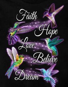 Jesus Wallpaper, Faith Hope Love, Hummingbird, Neon Signs, Christmas Ornaments, Woman, Holiday Decor, Christmas Jewelry, Hummingbirds