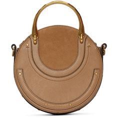 Trendy Women's Bags : Picture Description pixie suede crossbody bag by Chloe. Adorable suede crossbody bag in a round silhouette. One interior slip x Chloe Purses, Chloe Handbags, Suede Handbags, Purses And Handbags, Brown Handbags, Luxury Handbags, Luxury Purses, Backpack Handbags, Fendi Purses