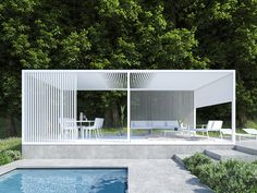 News - Fran Silvestre Arquitectos Patio Roof, Pergola Patio, Pergola Kits, Cheap Pergola, Terrace Design, Patio Design, House Design, Outdoor Spaces, Outdoor Living
