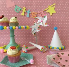 Una festa pompon - The Partytude Diaries