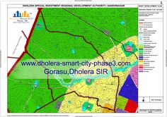 Buy land in Gorasu, Dholera SIR for Hotel use, plotting & Investing Purpose,  shopping mall, residential group housing, Very Close to Dholera International Airport.