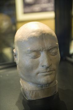 Ned Kelly's Death Mask (1880)