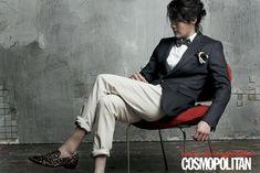 이필립의 명쾌한 슈트 철학 | 코스모폴리탄 (Cosmopolitan Korea)