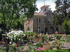 Sonoma Plaza.  Picnic, visit the rose garden and outdoor ampitheatre, bring the kids to the playground.