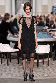 Look 42 Le ultime sfilate e le collezioni Prêt-à-Porter & Accessori e Haute Couture sul sito ufficiale CHANEL
