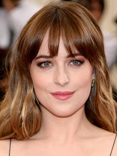 Dakota Johnson at the 2014 Met Ball: http://beautyeditor.ca/2014/05/06/met-ball-2014/