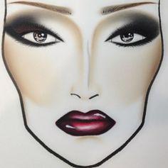 Good for the night Kiss Makeup, Mac Makeup, Makeup Tips, Beauty Makeup, Drugstore Beauty, Makeup Ideas, Mac Face Charts, Makeup Face Charts, Best Face Products
