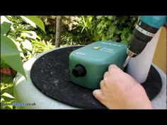 RainPerfect: Solar-Powered Garden Water Pump  #ecogadgets #greenproducts #ecofriendly