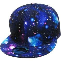Amazon.com: KBETHOS NW-1469GX GALAXY Snapback Baseball Cap - ALL BLK:... ❤ liked on Polyvore featuring accessories, hats, baseball hats, baseball caps hats, ball caps, snap back hats and baseball cap