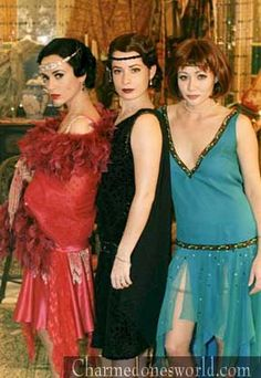 Phoebe, Piper, Prue.I loved watching charmed. Please check out my website Thanks.  www.photopix.co.nz