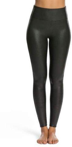 SPANX(R) Faux Leather Leggings