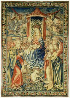 Tapestry Renaissance Probably Northern France Circa