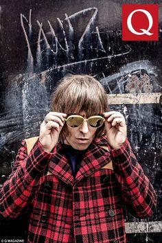 Liam Gallagher reveals girlfriend Debbie Gwyther saved him Liam Oasis, Liam Gallagher, Girlfriends, Relationship, Fire, Heart, Style, Music, Noel