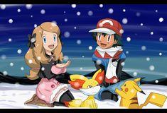pokemon x y funny christmas by hikariangelove on deviantART