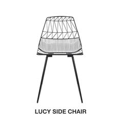 *Lucy Side Chair