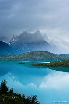 Torres del Paine National Park  -   Patagonia, Chile