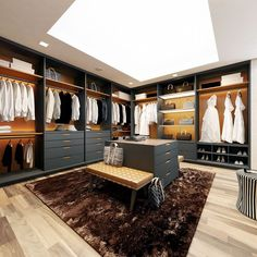 17 trendy Ideas for master closet designs benches