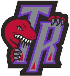 Toronto Raptors Alternate Logo 1996-2006