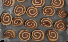Biscotti: le frolle bicolori