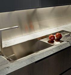Phoenix kitchen, design CR&S Varenna