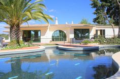 """""""Villa Bucolina"""" in Carvoeiro, Algarve, Portugal"""