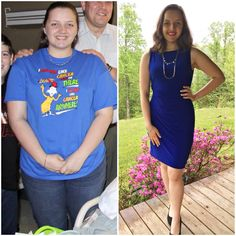 """""""My Trim Healthy Mama Transformation  I remember crying every time I went into a dressing room, eating entire bags of candy until I was sick, being out of breath at the top of the stairs, feeling inferior to girls my age.""""  Sarah D. www.TrimHealthyMama.com"""