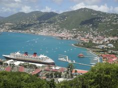 St Thomas - spent a short amount of time there during a cruise...would like to explore it more