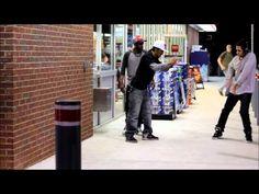 dubstep video, heck yeah, I can dubstep dance....