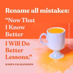Get more forgiveness quotes at my site in my LIFE QUOTE GALLERY - which has thousands of motivational quotes you can find by topic! Karen Salmansohn, My Life Quotes, Forgiveness Quotes, Bettering Myself, I Site, Motivational Quotes, Words, Gallery, Quotes For Forgiveness