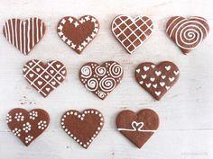 Fondant Cookies, Cookie Icing, Fun Cookies, Christmas Sweets, Christmas Cooking, Xmas, Cooking Cookies, Sweet Pastries, Valentine Cookies