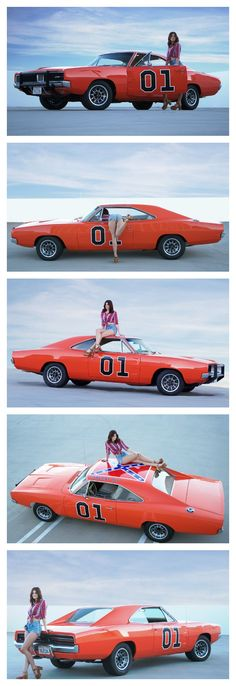 "One of our TOP picks today: 1969 Dodge Charger ""General Lee"" Dukes of Hazzard #ThrowbackThursday"