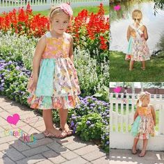 So great couture little girl clothes