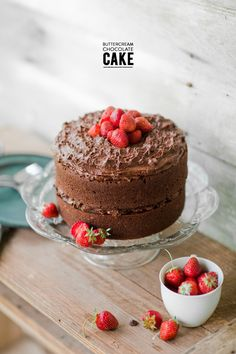 Buttercream Chocolate Cake: http://www.stylemepretty.com/collection/3375/