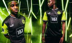 Borussia Dortmund 2021 PUMA Special Edition Kit