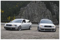 pair of silver A4s Random pic of your b6... - Page 51