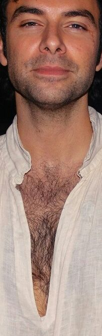 Yay for the non-manscaping! Aidan Turner Poldark, Ross Poldark, Ross And Demelza, Chest Opening, Aiden Turner, Eleanor Tomlinson, Out Of Touch, Hairy Chest, British Actresses